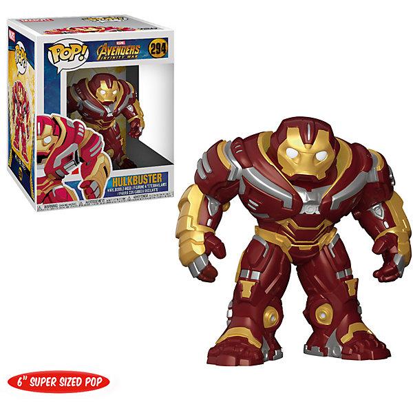 Funko Фигурка POP! Bobble: Marvel: Avengers Infinity War 6: Халкбастер, 26898
