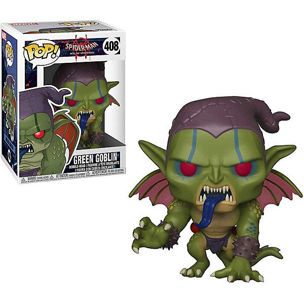 Funko Фигурка POP! Bobble: Marvel Человек-паук Зелёный Гоблин, 33979