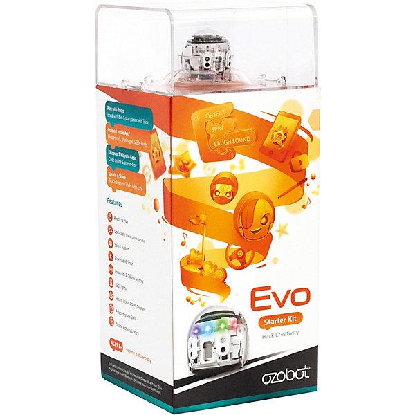Купить Ozobot Evo White Продвинутый набор, робот, белый робот, Китай, Унисекс
