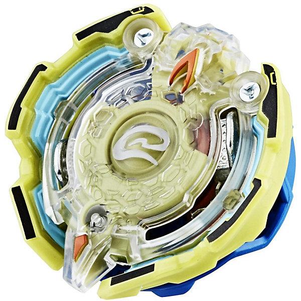 Hasbro Волчок Beyblade с пусковым устройством, Кветзико Q2 игрушка ракеты с подсветкой 2 шт с пусковым устройством zing