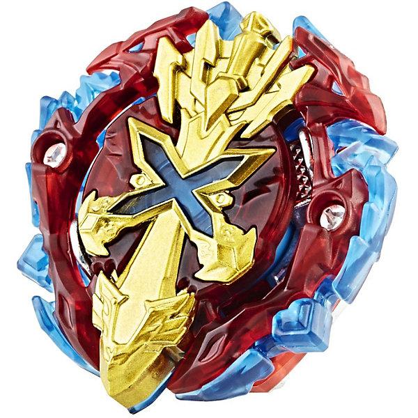 Hasbro Волчок Beyblade с пусковым устройством, Икскалиус Х2 игрушка ракеты с подсветкой 2 шт с пусковым устройством zing