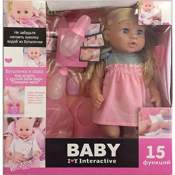 Devik Toys Кукла Devik Toys «Доченька» кукла yako m6579 6