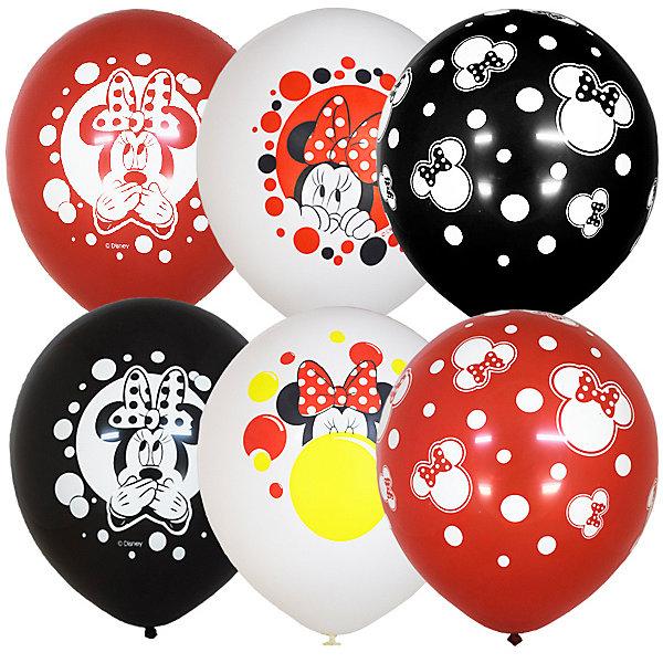 Воздушные шары Latex Occidental Дисней Минни в горошек 25 шт, пастель + декораторВоздушные шары<br>Характеристики:<br><br>• возраст: от 3 лет;<br>• материал: латекс;<br>• в наборе: 25 надувных шаров;<br>• диаметр шара: 30 см;<br>• печать: шелкография;<br>• вес упаковки: 40 г;<br>• размер упаковки: 15х10х2 см;<br>• страна бренда: Мексика.<br><br>Воздушные шары Latex Occidental «Дисней Минни в горошек» украшены принтами с одной или нескольких сторон в зависимости от шарика. Шары равномерно окрашены, удобно завязываются благодаря хорошо тянущемуся хвостику. Подходят для оформления праздников и тематических вечеринок.