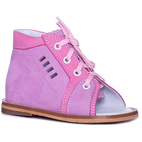 Тотто Сандалии Тотто для девочки обувь для детей