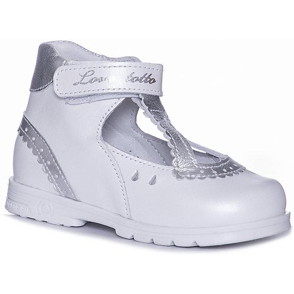 Тотто Туфли Тотто для девочки детская обувь