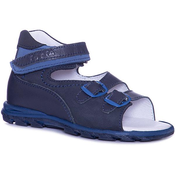 Тотто Сандалии Тотто для мальчика детская обувь