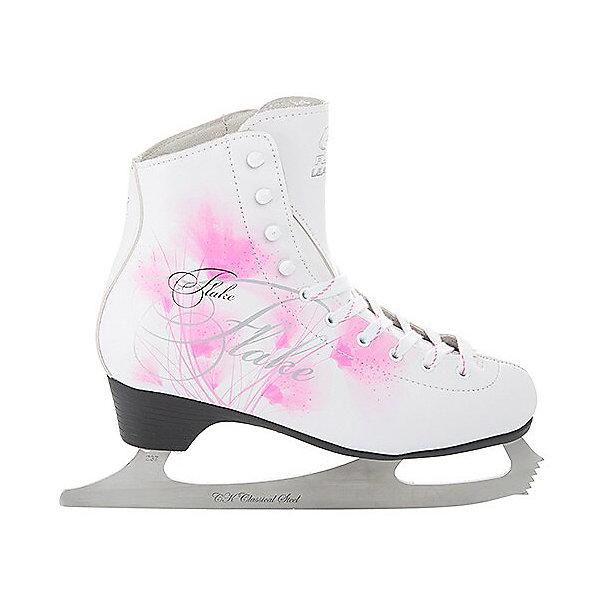 Спортивная Коллекция Фигурные коньки СК Flake Leather ск фигурные коньки ск ladies lux velvet