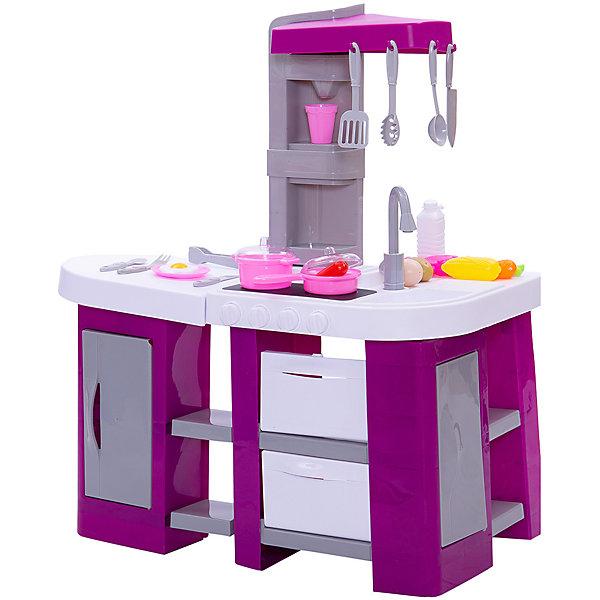 ABtoys Игровой набор ABtoys Помогаю Маме Кухня, 49 предметов