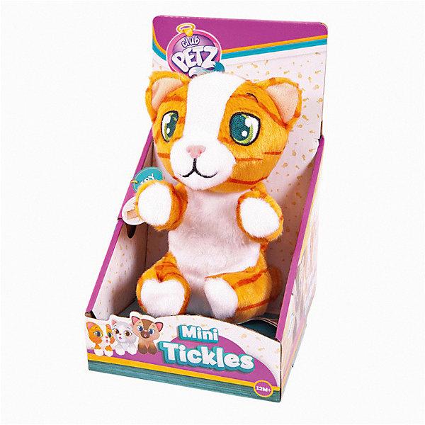 IMC Toys Интерактивная игрушка IMC Toys Котенок, рыжий imc toys imc toys интерактивная игрушка со звуковыми эффектами котенок серый