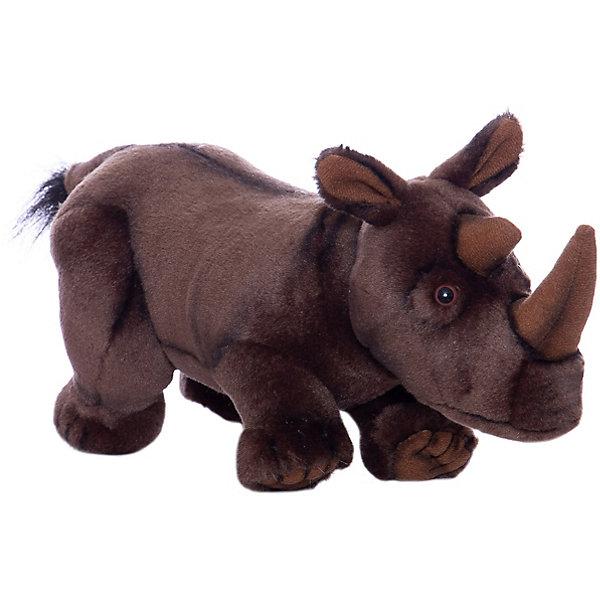Hansa Носорог Hansa, 30 см me to you мягкая игрушка носорог ivory 10 см