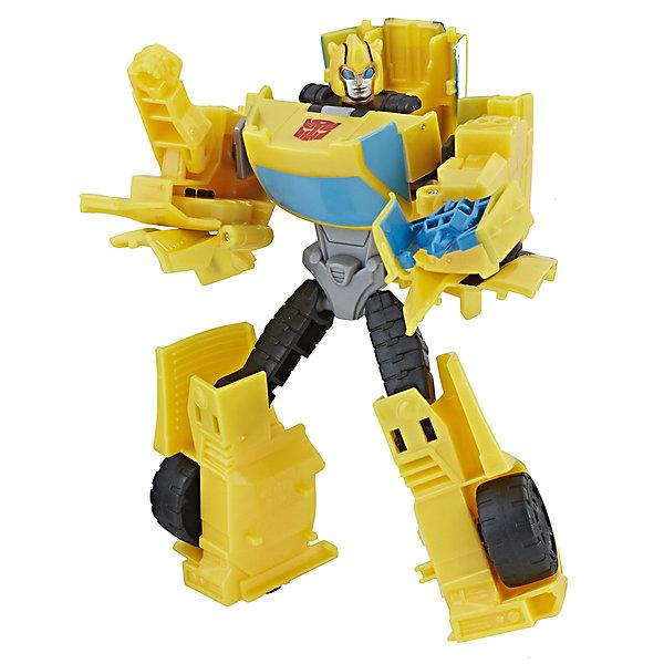 Hasbro Трансформеры Transformers Кибервселенная Бамблби, 14 см робот transformers transformers бамблби 15 см