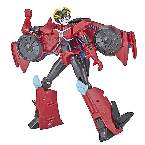 Купить Трансформеры Transformers Кибервселенная Виндблейд, 14 см, Hasbro, Вьетнам, Мужской