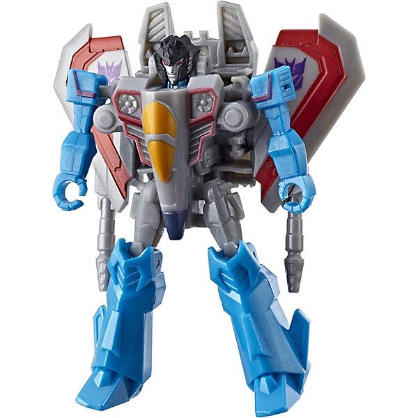 Hasbro Трансформеры Transformers Кибервселенная Старскрим, 10 см