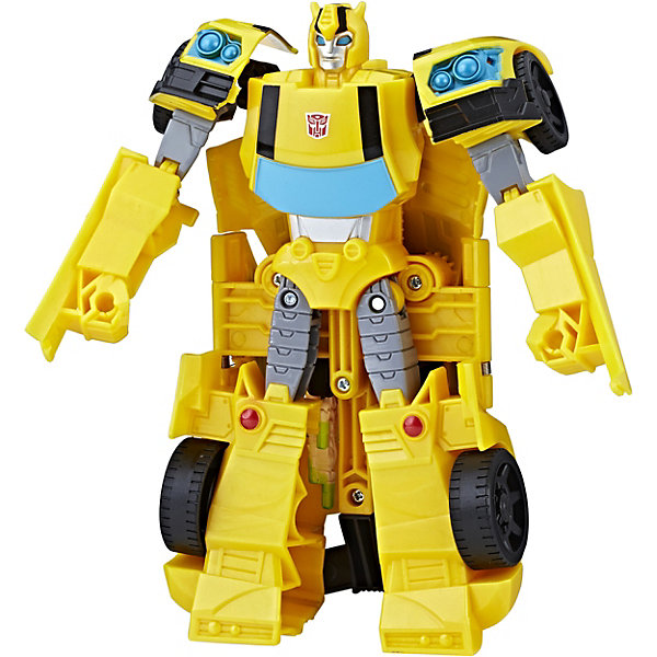 Hasbro Трансформеры Transformers Кибервселенная Бамблби, 19 см игрушка hasbro кибервселенная e1886eu4