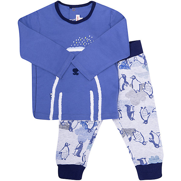Catimini Комплект (джемпер+штанишки) Catimini для мальчика брюки джинсы и штанишки coccodrillo брюки для мальчика z17120102cat catronauta