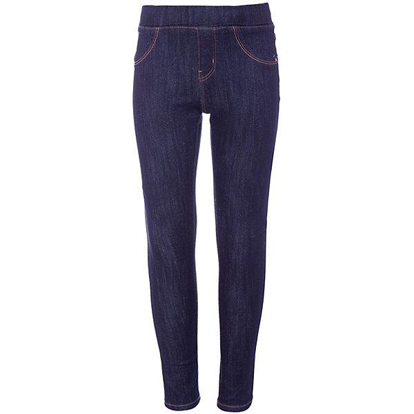 Купить Спортивные брюки Catimini для девочки, Китай, индиго, 98, 86, 104, 122, 116, 152, 128, 110, 140, 158, Женский