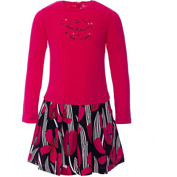 Catimini Платье Catimini для девочки платье catimini catimini ca053egahsu8