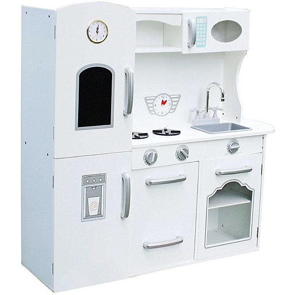 Купить Деревянная кухня Lanaland Александрия , Китай, белый, Женский