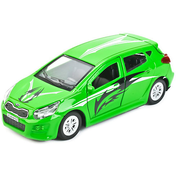 ТЕХНОПАРК Машина Технопарк Kia Ceed Спорт, 12 см машинки технопарк машина технопарк