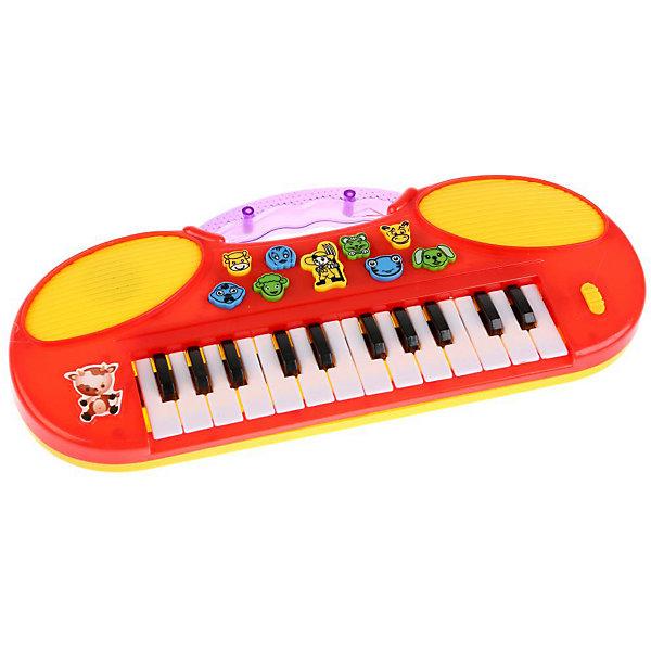 Купить Обучающее пианино Умка, стихотворения М. Дружининой, 23 потешки и песни, Китай, разноцветный, Унисекс