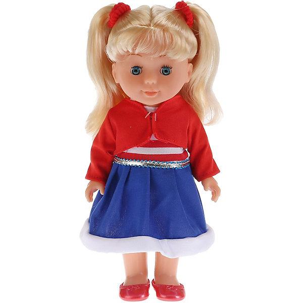 Карапуз Кукла Полина 25 см, озвученная
