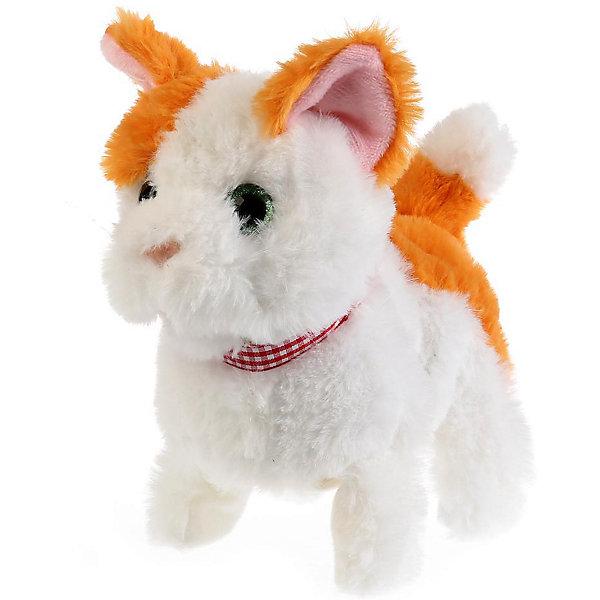 Купить Интерактивная игрушка My Friends Котенок Мэри с бутылочкой, 7 функций, Китай, разноцветный, Унисекс