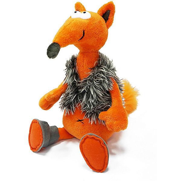 Купить Мягкая игрушка ДуRашки Хитрый Лис & Valenki, Китай, Унисекс