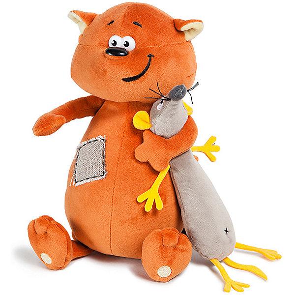 Купить Мягкая игрушка ДуRашки Котэ & Mouse, Китай, Унисекс