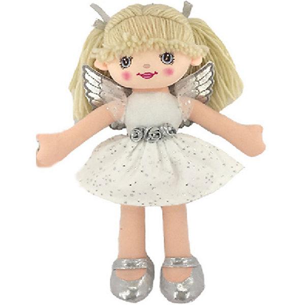 ABtoys Кукла Балерина в белом платье, 30 см