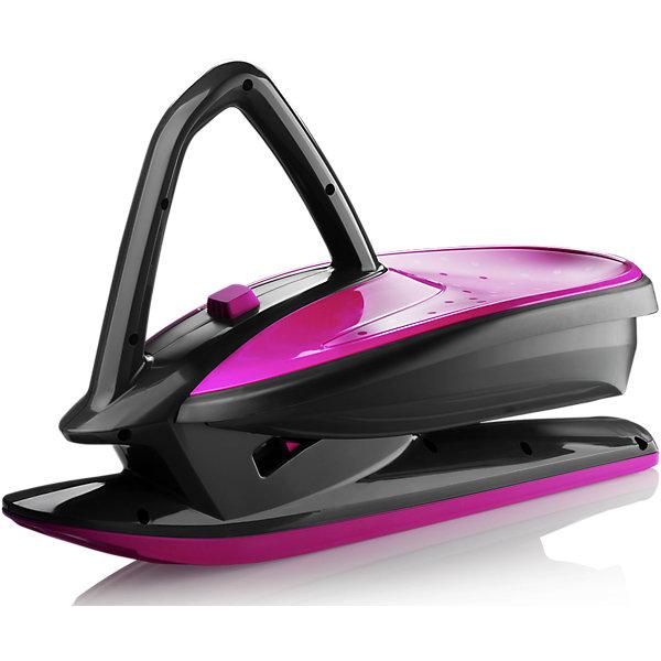 Купить Балансир на лыже Gismo Riders Skidrifter , чёрно-розовый, Чехия, черный/розовый, Женский