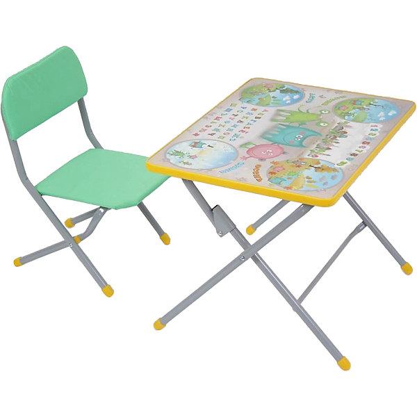 ФЕЯ Комплект детской мебели Фея Досуг 101 Монстрики цена в Москве и Питере