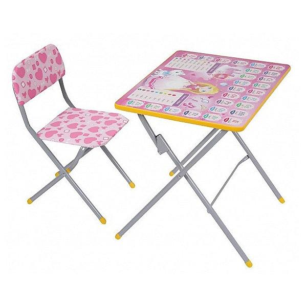 ФЕЯ Комплект детской мебели Фея Досуг 301 Принцесса комплект мебели впк фея досуг 301