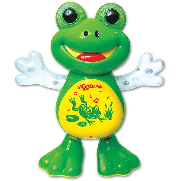 Купить Танцующая лягушка Azbukvarik, Азбукварик, Китай, Унисекс