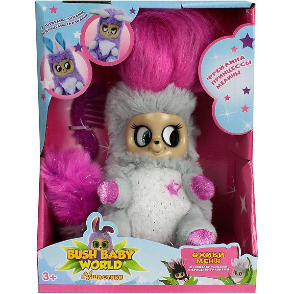 1Toy Интерактивная мягкая игрушка 1Toy Bush baby world