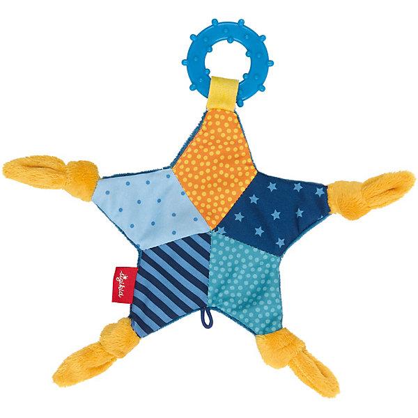 Sigikid Мягкая игрушка Sigikid PlayQ Шуршащая звезда, 24 см игрушка