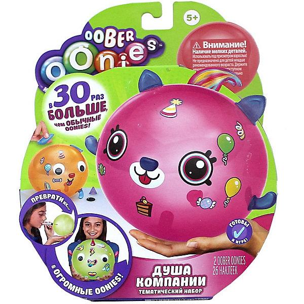 Купить Тематический набор Oober Oonies Душа компании , Moose, Китай, розовый, Унисекс