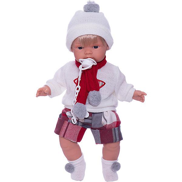 цена на Llorens Кукла Llorens Саша 38 см, со звуком