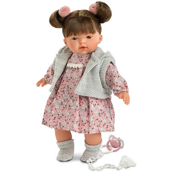 Llorens Кукла Llorens Татьяна 33 см, со звуком