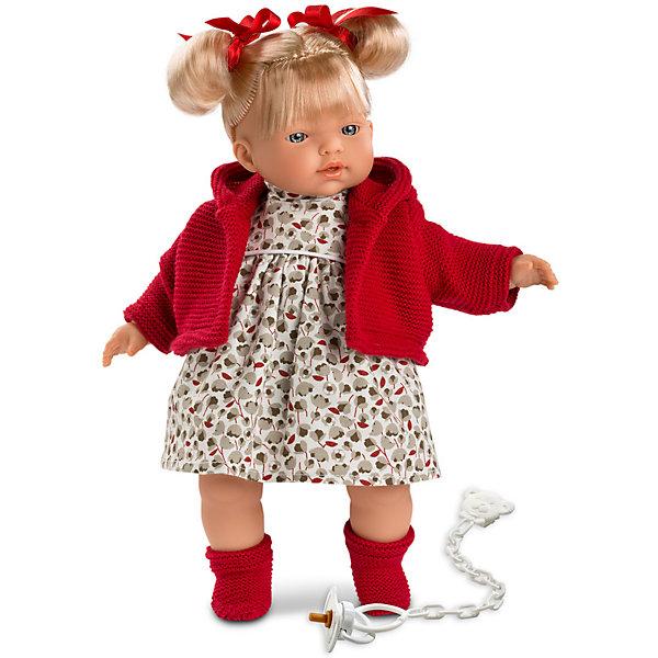 Llorens Кукла Аитана 33 см, со звуком