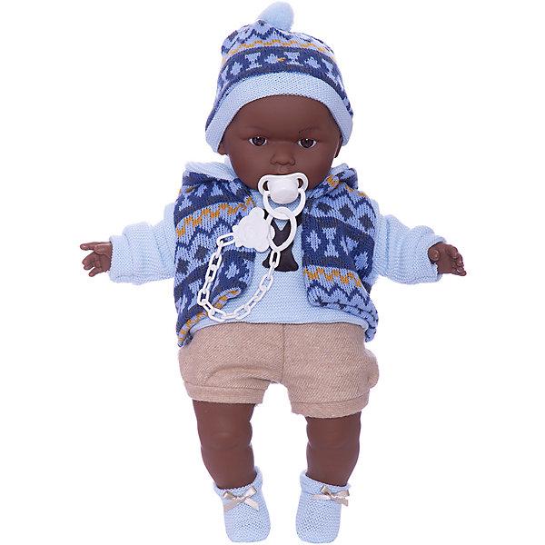 Llorens Кукла Зареб 42 см, со звуком