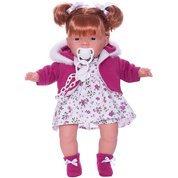 Llorens Кукла Катя 38 см, со звуком