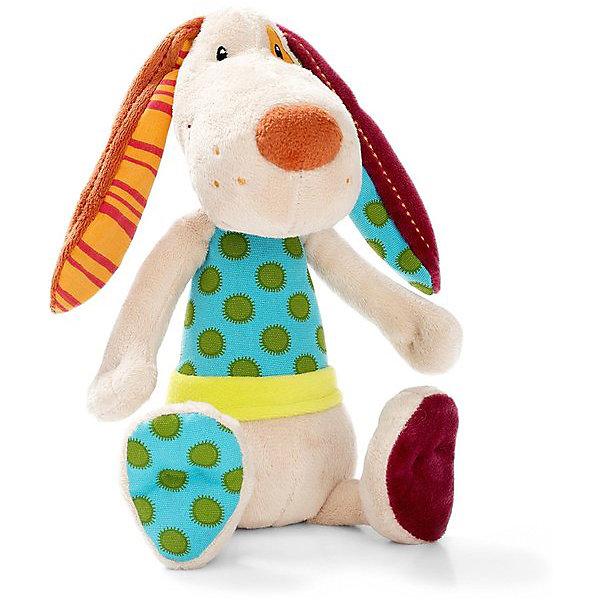 Lilliputiens Игрушка Lilliputiens Собачка Джеф, подарочная упаковка погремушки и прорезыватели lilliputiens
