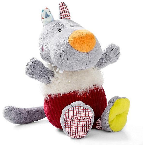 Lilliputiens Игрушка Lilliputiens Волк Николас, подарочная упаковка шапка ferz ferz fe913cwxzw88