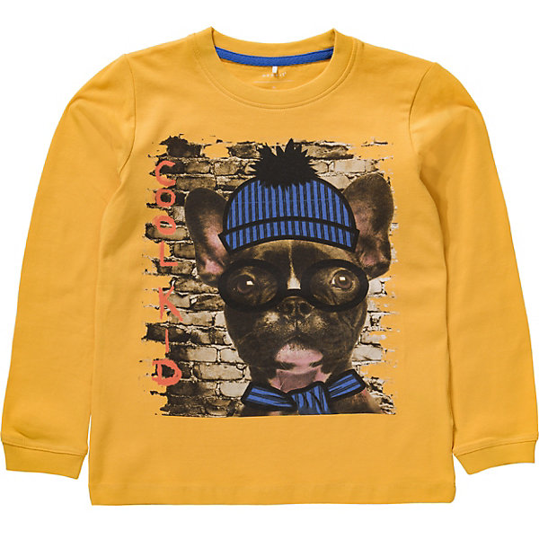 name it Футболка с длинным рукавом Name it для мальчика футболка name it name it na020egzoa60