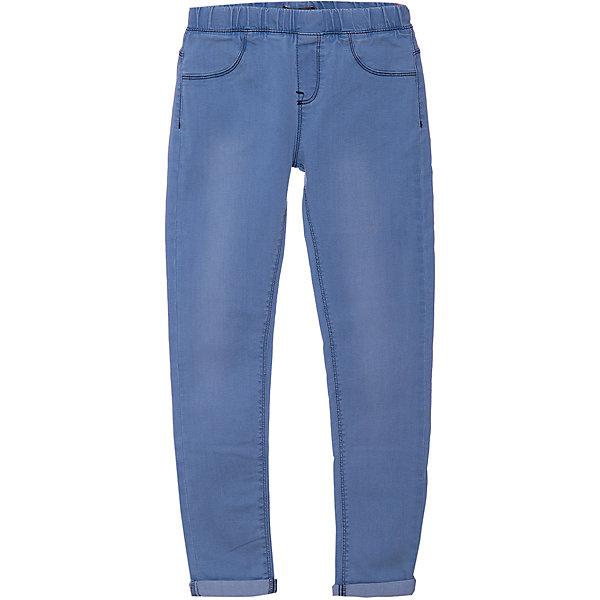 Купить Спортивные брюки Z для девочки, Z Generation, Бангладеш, синий, 86, 152, 104, 110, 140, 158, 116, 98, 128, Женский