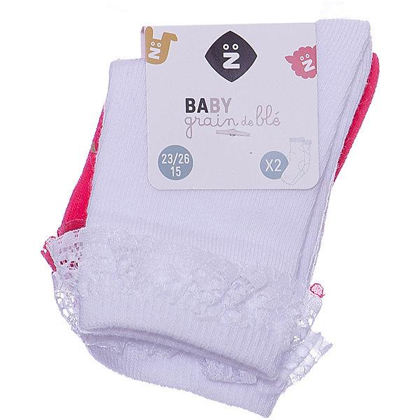 Z Носки, 2 пары Z для девочки колготки носки гетры bossa nova носки для девочки 2 пары 1846