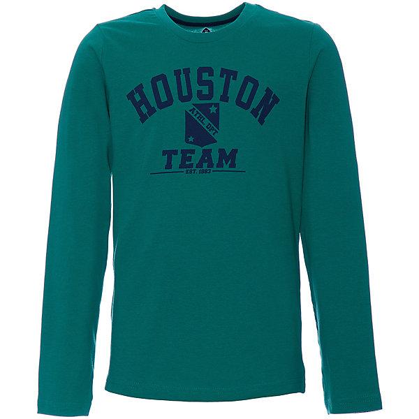 Z Футболка с длинным рукавом Z для мальчика футболка с длинным рукавом для мальчика mitre цвет зеленый t50003b размер 122