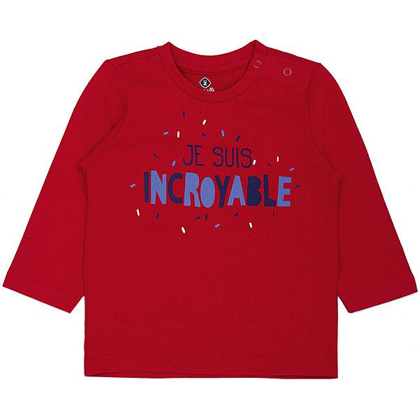 Z Футболка с длинным рукавом Z для мальчика футболка с длинным рукавом для мальчика umbro bradfield jersey l s цвет белый красный 60027u размер yl 152