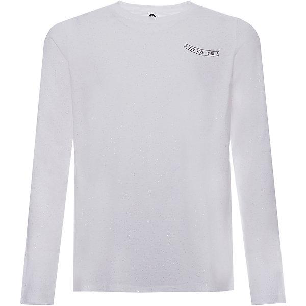 Z Футболка с длинным рукавом Z для девочки футболка с длинным рукавом для девочки мамуляндия цвет бежевый меланж 18 204 размер 86