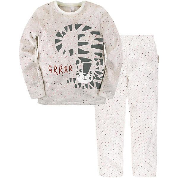 Купить Пижама Bossa Nova для мальчика, Россия, белый, 98/104, 110/116, 122/128, 86/92, Мужской